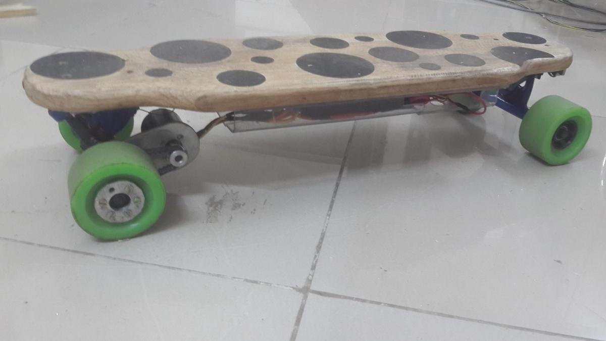 Electric Skateboard Tinkrmind Wiring Diagram