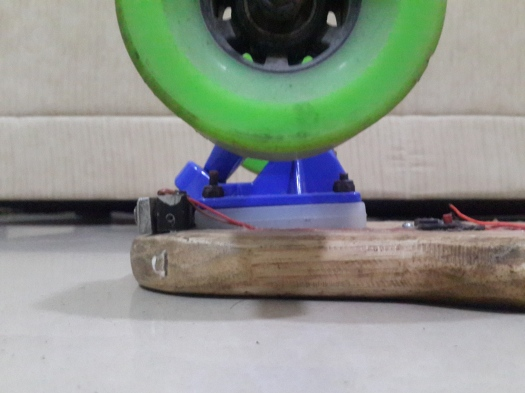 90mm wheels, 10 inch axle