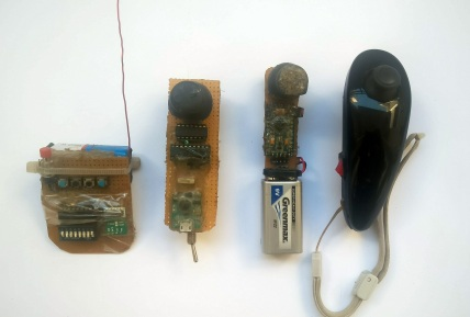 Iterations of remote control.