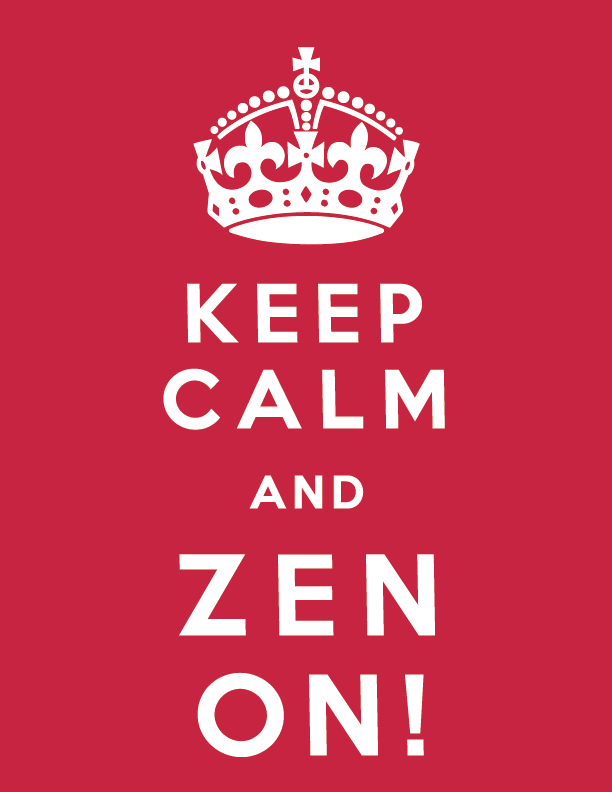 keep-calm-and-zen-on